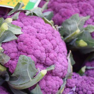 chou-fleur violet